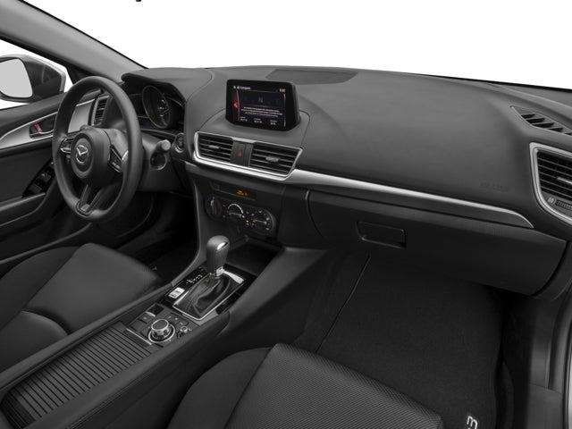 2017 Mazda Mazda3 4 Door Sport In Charoltte Nc Independence
