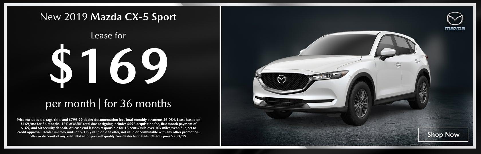 Mazda Dealer in Charlotte, NC   Used Cars Charlotte